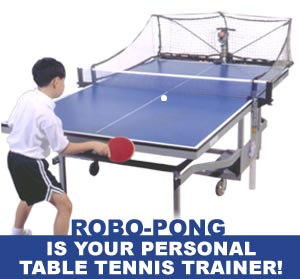 robo pong 2050 weight loss